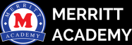 Merritt Academy charter school seal and logo.